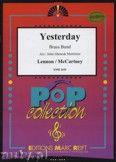 Okładka: Lennon John, Mc Cartney Paul, Yesterday - BRASS BAND