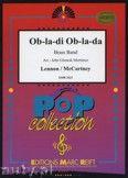 Okładka: Lennon John, Mc Cartney Paul, Ob-la-di, Ob-la-da - BRASS BAND
