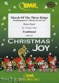 Okładka: Tailor Norman, March Of The Three Kings - BRASS BAND