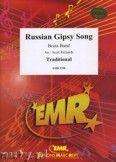 Okładka: Richards Scott, Russian Gipsy Song - BRASS BAND