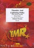 Okładka: Strauss Johann, Thunder And Lightning Polka - BRASS BAND