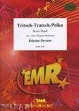 Okładka: Strauss Johann, Tritsch-Tratsch-Polka - BRASS BAND