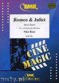 Okładka: Rota Nino, Romeo & Juliet - BRASS BAND
