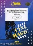 Okładka: Williams John, The Empire Strikes Back (The Imperial March) - BRASS BAND