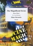 Okładka: Bernstein Elmer, Magnificent Seven (The) - BRASS BAND