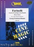 Okładka: Händel George Friedrich, Farinelli (Lascia ch'io pianga) - BRASS BAND