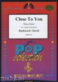 Okładka: Bacharach Burt, Close To You - BRASS BAND