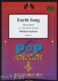 Okładka: Jackson Michael, Earth Song - BRASS BAND