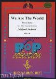 Okładka: Jackson Michael, Richie Lionel, We Are The World - BRASS BAND