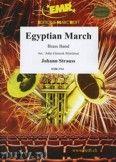 Okładka: Strauss Johann, Egyptian March - BRASS BAND