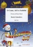 Okładka: Tailor Norman, O Come, All Ye Faithful (Chorus SATB) - BRASS BAND