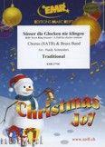 Okładka: Schneiders Hardy, A Noël les cloches sonnent (Chorus SATB) - BRASS BAND