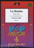 Okładka: Tailor Norman, La Bamba - BRASS BAND