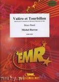 Okładka: Barras Marc-André, Valere et Tourbillon - BRASS BAND