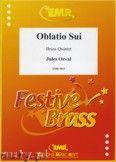 Okładka: Orval Jules, Oblatio sui - BRASS ENSAMBLE