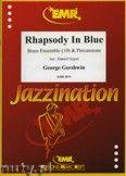 Okładka: Gershwin George, Rhapsody in Blue for Brass Ensemble and Percussion