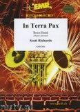 Okładka: Richards Scott, In Terra Pax - BRASS BAND