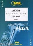 Okładka: Debons Eddy, Akron (Euphonium Solo) - BRASS BAND