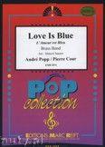 Okładka: Popp André, L'Amour est Bleu - BRASS BAND