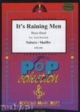 Okładka: Jabara, Shaffer, It's Raining Men - BRASS BAND