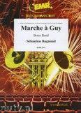 Okładka: Bagnoud Sébastien, Marche a Guy - BRASS BAND