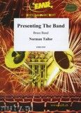 Okładka: Tailor Norman, Presenting The Band - BRASS BAND