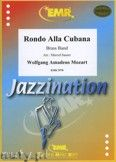 Okładka: Mozart Wolfgang Amadeusz, Rondo Alla Cubana - BRASS BAND