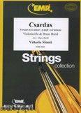 Okładka: Monti Vittorio, Csardas (Version in G minor) - (Cello Solo) - BRASS BAND