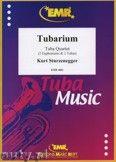 Okładka: Sturzenegger Kurt, Tubarium for Tuba Quartet
