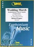 Okładka: Wagner Ryszard, Wedding March - Euphonium