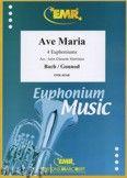 Okładka: Bach Johann Sebastian, Gounod Charles, Ave Maria - Euphonium