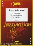 Okładka: Joplin Scott, Easy Winners - Euphonium