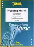 Okładka: Mendelssohn-Bartholdy Feliks, Wedding March - Euphonium