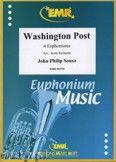 Okładka: Sousa John Philip, Washington Post - Euphonium