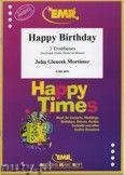Okładka: Mortimer John Glenesk, Happy Birthday - Trombone