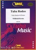 Okładka: Kresin Willibald, Tuba Rodeo for Tuba Quartet and Drums