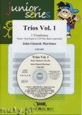 Okładka: Mortimer John Glenesk, Trios Vol. 1 - Trombone