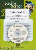 Okładka: Mortimer John Glenesk, Trios Vol. 2 - Trombone