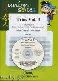 Okładka: Mortimer John Glenesk, Trios Vol. 3 - Trombone