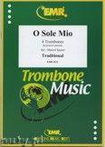 Okładka: , O Sole Mio (Organ Optional) - Trombone