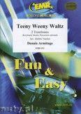 Okładka: Armitage Dennis, Teeny Weeny Waltz - Trombone
