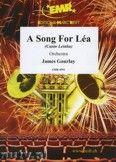 Okładka: Gourlay James, A Song for Léa - Orchestra & Strings