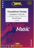 Okładka: Saurer Marcel, Steamboat Stomp - Tuba