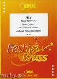 Okładka: Bach Johann Sebastian, Air from Suite N° 3 - BRASS ENSAMBLE