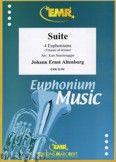 Okładka: Altenburg Johann Ernst, Suite - Euphonium