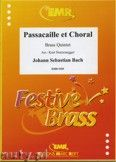 Okładka: Bach Johann Sebastian, Passacaille et Choral - BRASS ENSAMBLE
