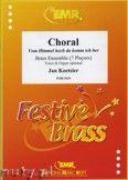 Okładka: Koetsier Jan, Choral:Vom Himmel hoch da komm ich for Brass Ensemble
