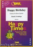 Okładka: Armitage Dennis, Happy Birthday - BRASS ENSAMBLE