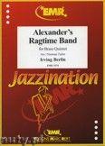 Okładka: Berlin Irving, Alexander's Ragtime Band - BRASS ENSAMBLE