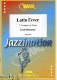 Okładka: Richards Scott, Latin Fever - Trumpet